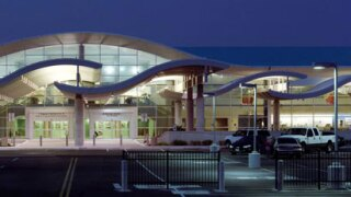 Some flights have been canceled leaving and arriving Corpus Christi International Airport.