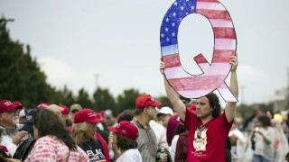 Facebook broadens measures against QAnon, will remove groups