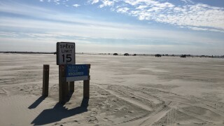 Curfew announced for Nueces Co. beaches