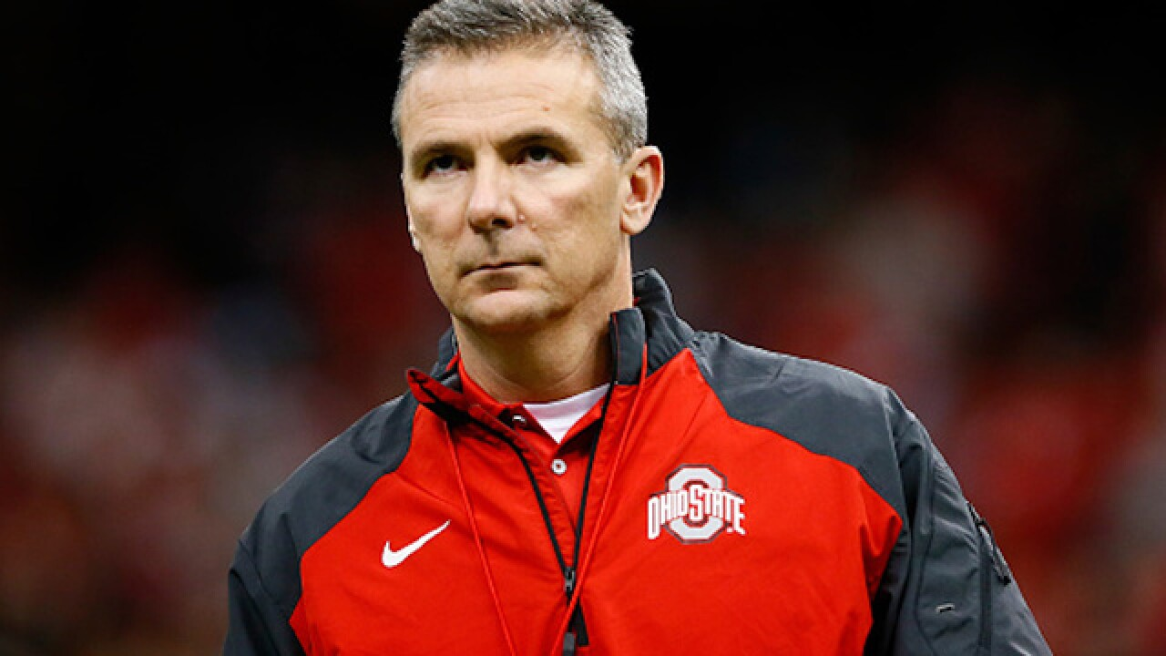 Ohio State to conclude investigation on coach Urban Meyer on Sunday
