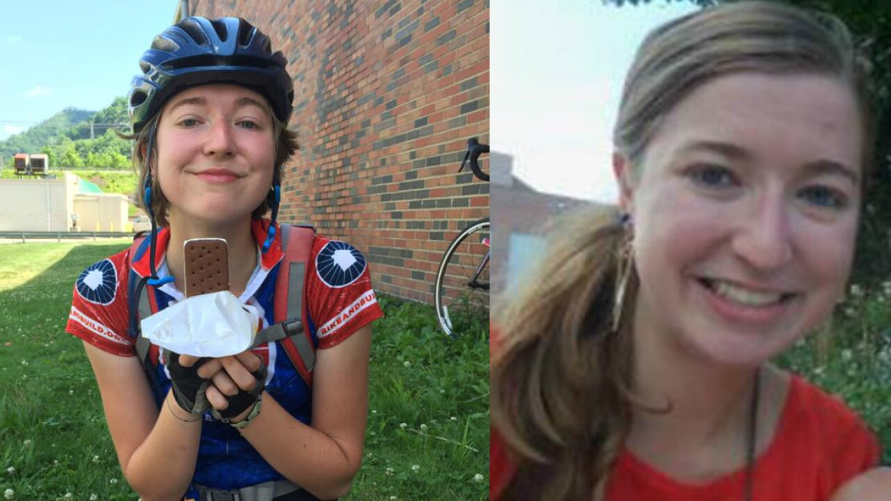Anne Davis, Monacan HS grad, killed in Idaho on charitable bike ride