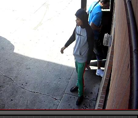 MPD Carjacking Suspect 1