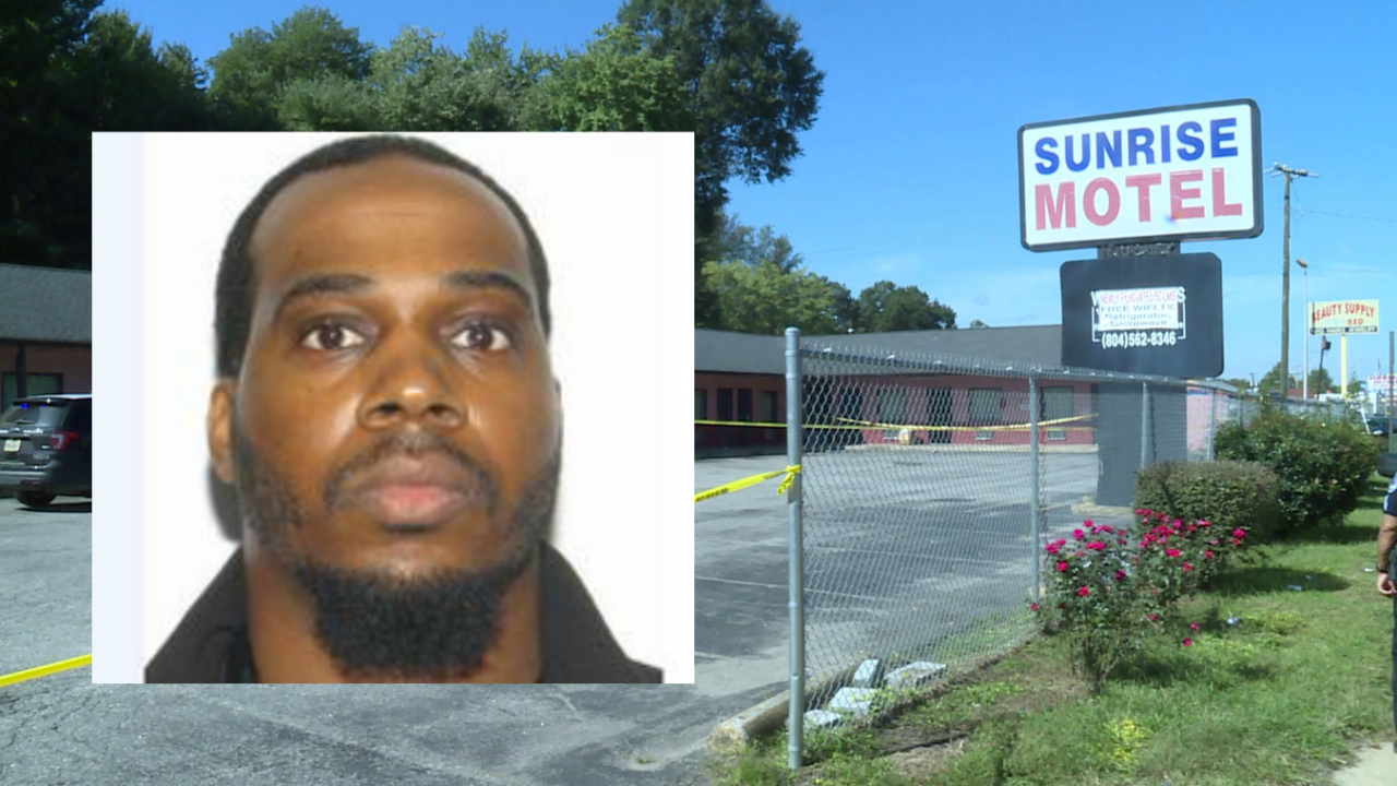 Richmond motel shooting suspect considered 'armed anddangerous'