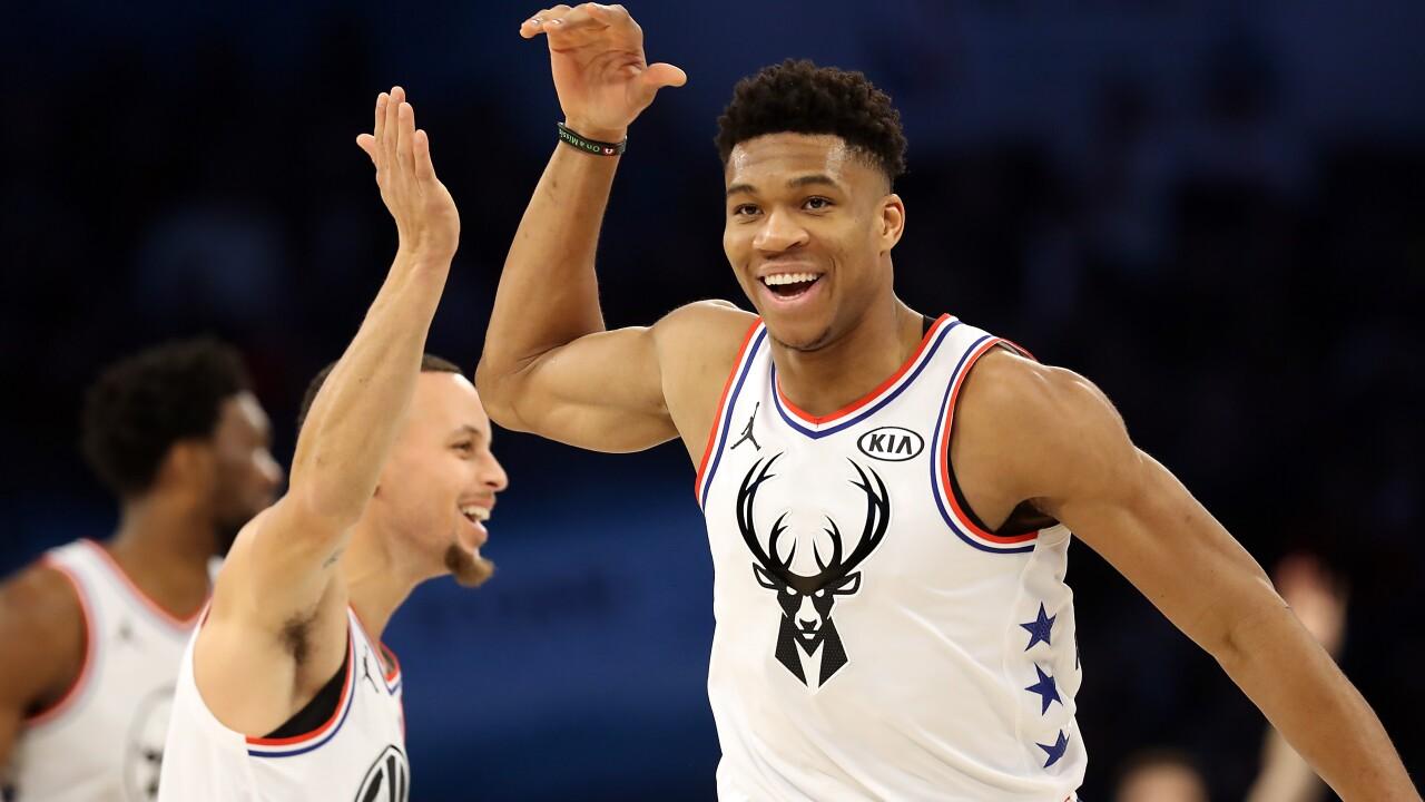 Resultado de imagen para NBA all star game