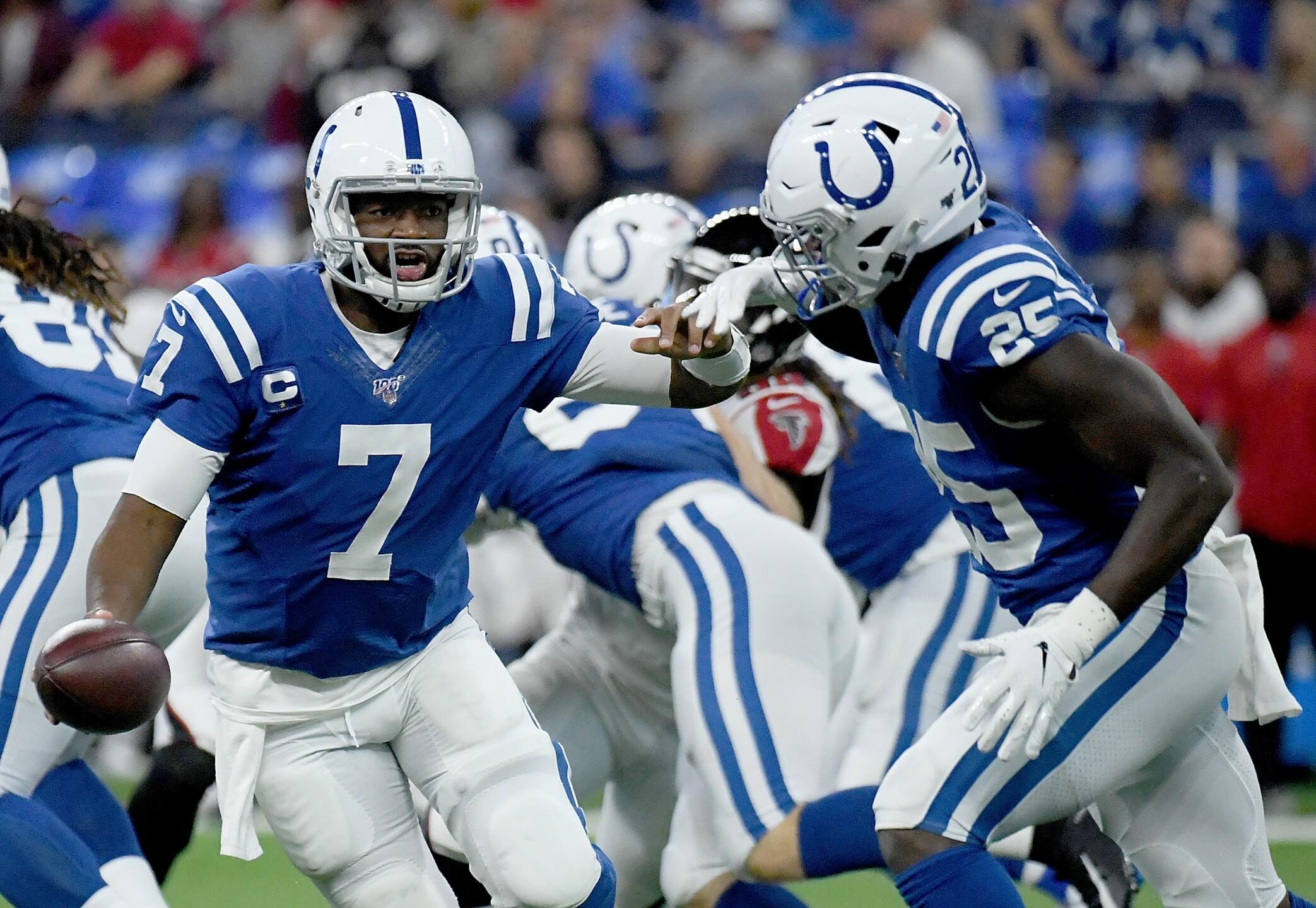 Atlanta Falcons v Indianapolis Colts