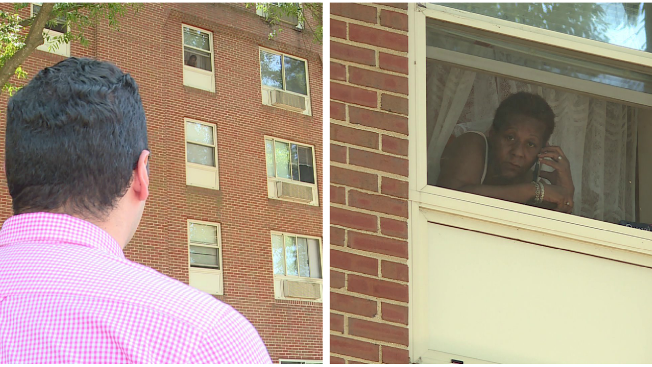 Senior housing tenant feels like a 'hostage' after persisting elevatorproblems