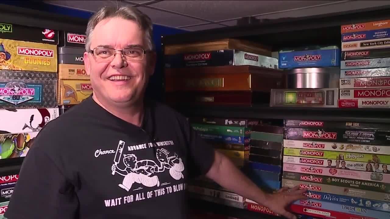 Parma Monopoly man Randy Howard