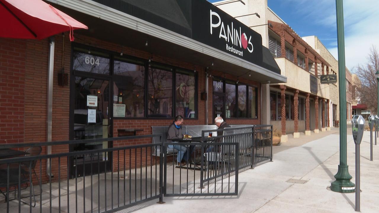 Panino's Restaurant Downtown