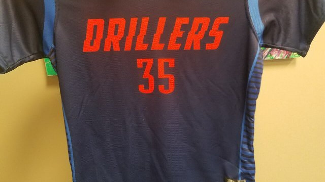 Tulsa Drillers double down on Kevin Durant 'snake' insult, make custom jersey