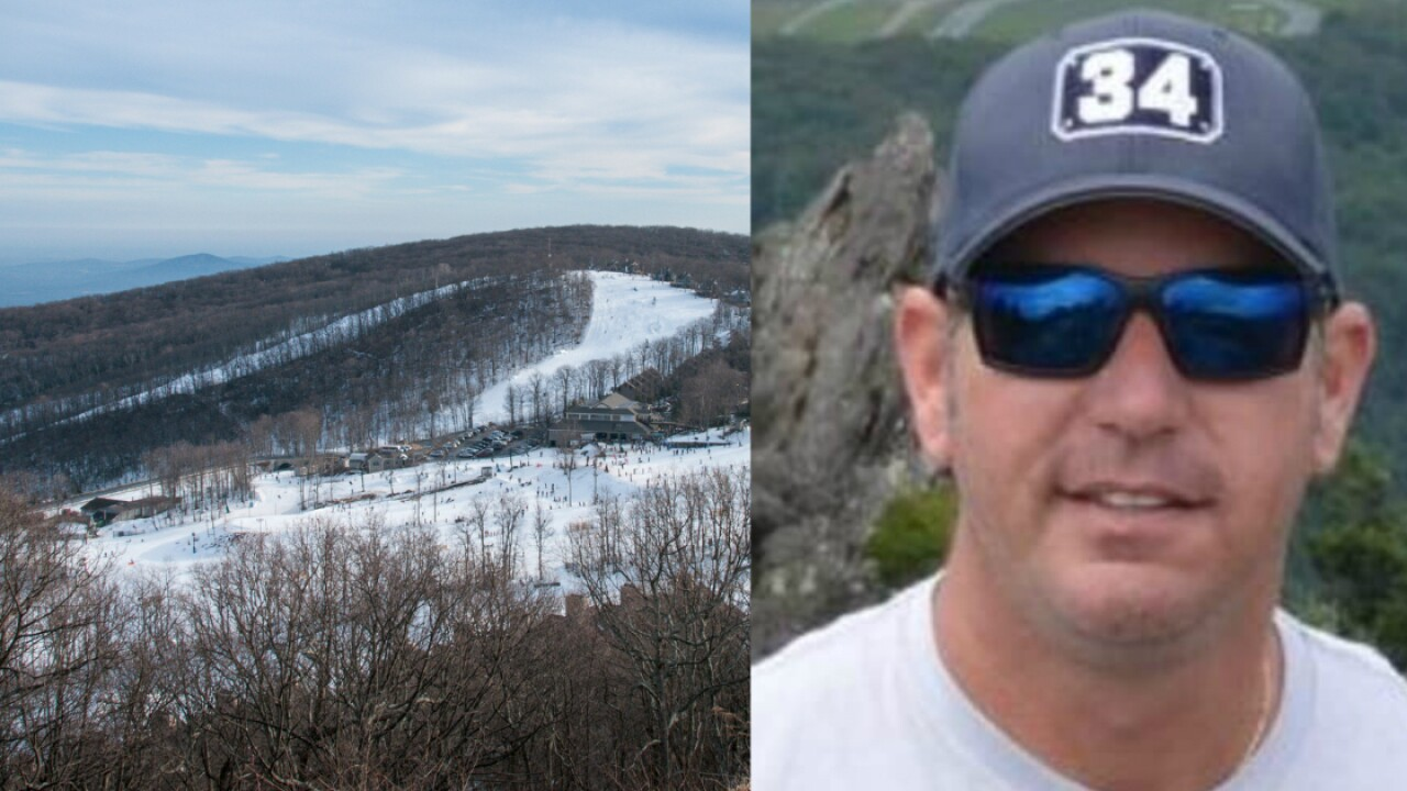 Veteran NC fire chief dies in Wintergreen skiingaccident