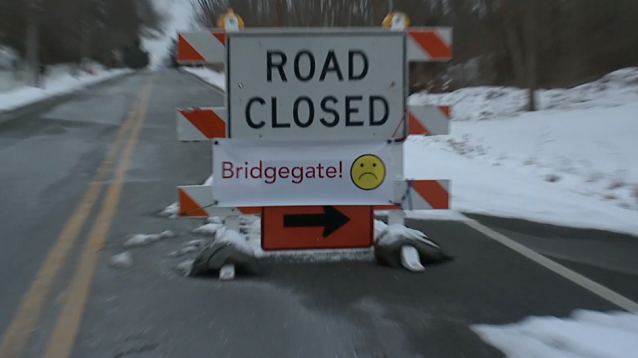 Kungle Rd. bridge in Norton still not repaired, creating 20-months of frustration