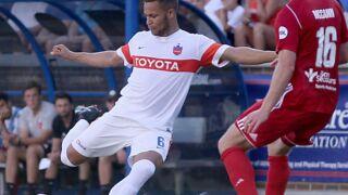 FC Cincinnati's Kenney Walker enjoys spotlight after goal appears on ESPN's 'SportsCenter'