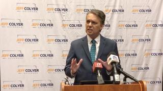 Jeff Colyer 2022 Kansas governor campaign