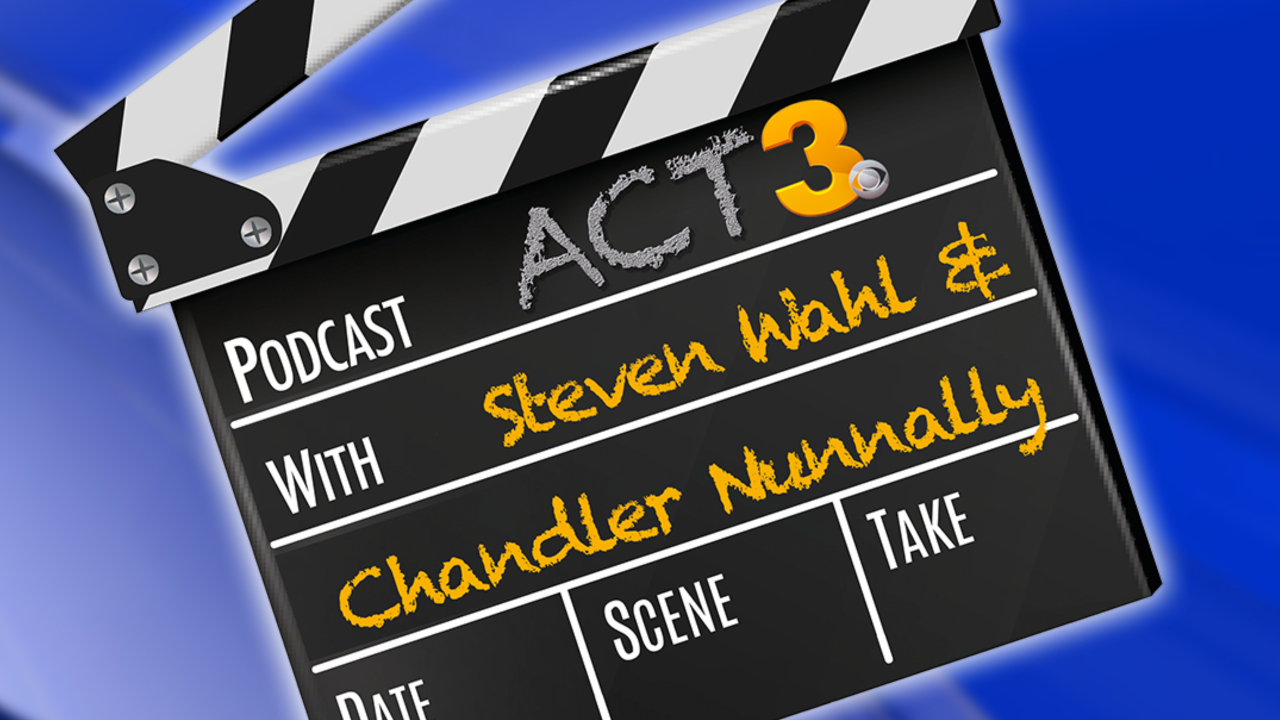 Listen to the Act 3 podcast: Episode 1 – Oscar predictions