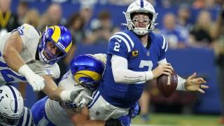 Rams Colts Football
