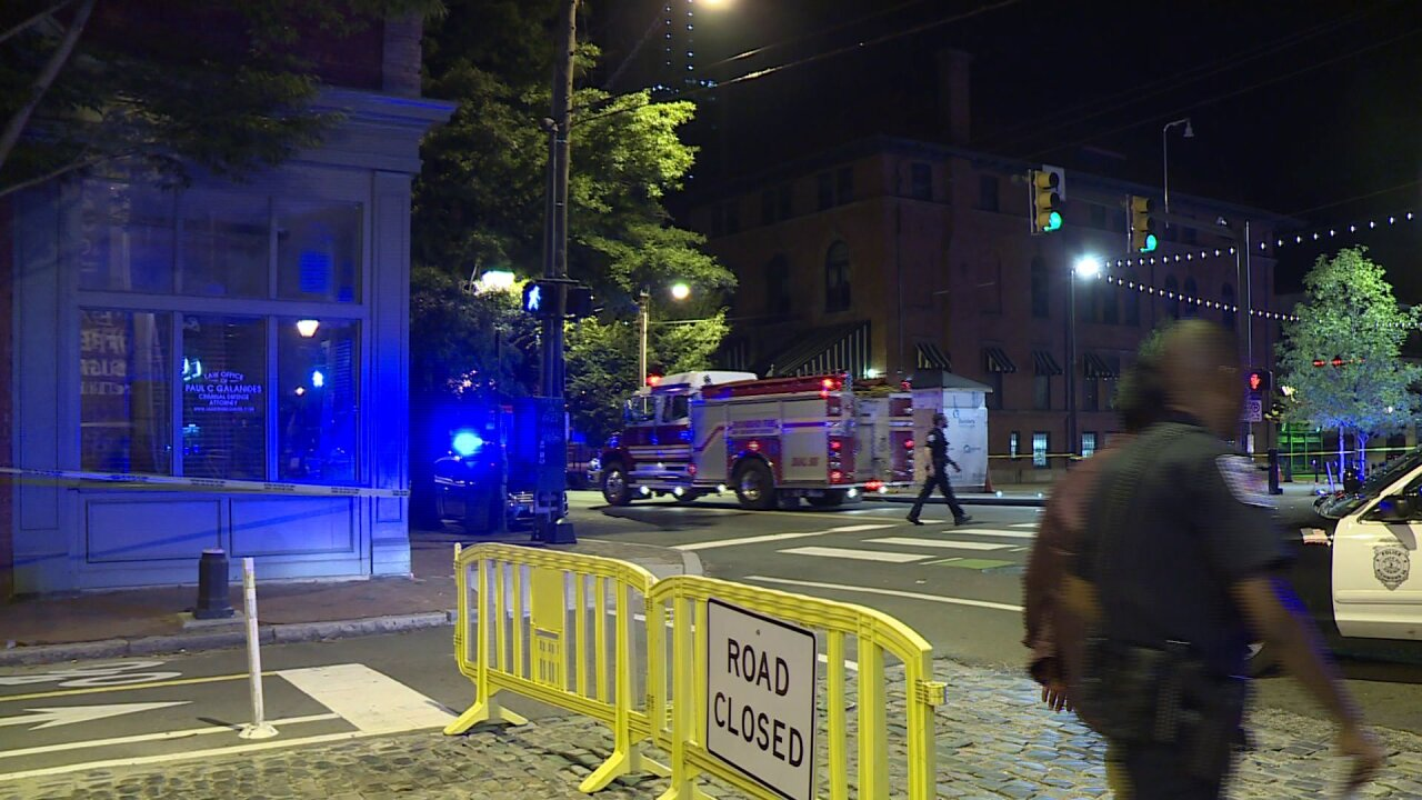 Driver kills woman, injures others in Shockoe Bottom hit and run