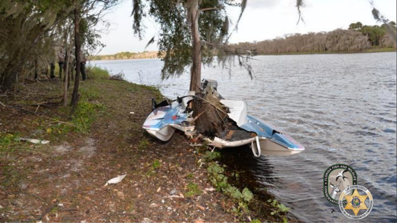 FWC boating accident
