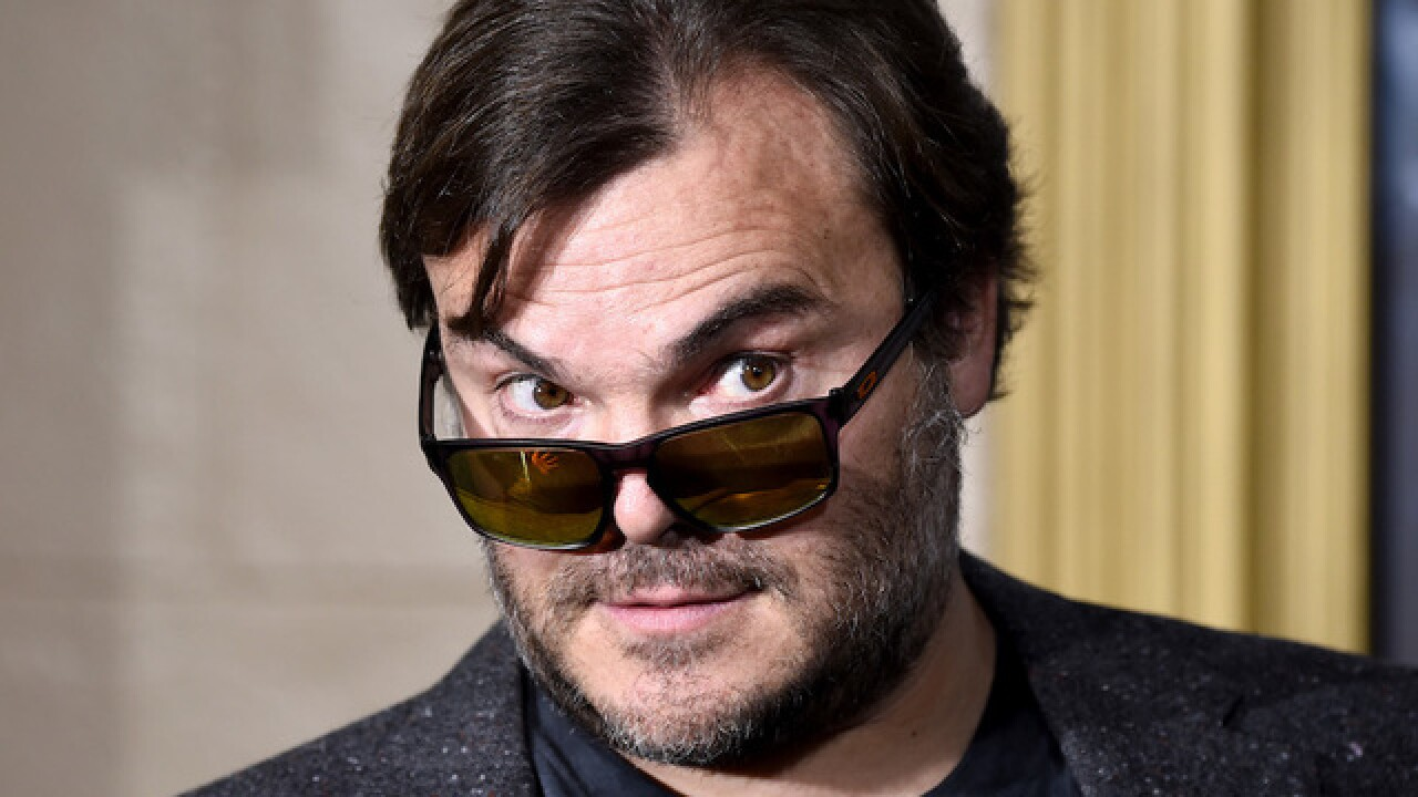 'Price is Right' contestant accidentally slaps Comedian Jack Black