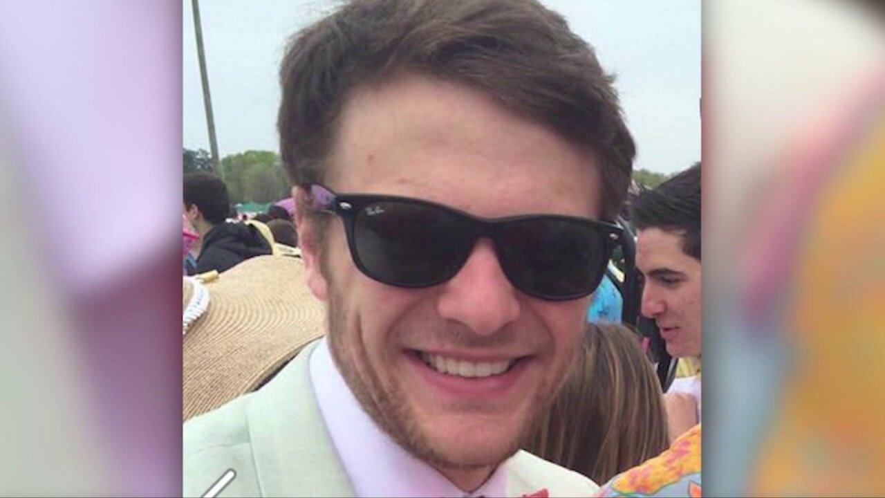 'He was on his death bed when he came home to us' – UVA student's father