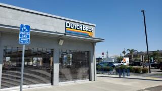 Dutch Bros. California Ave, Bakersfield, July 21, 2021