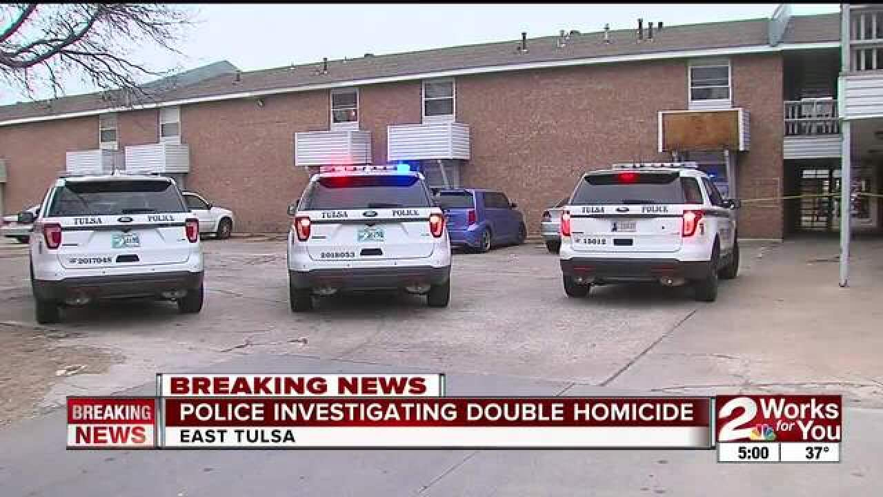Arrest warrant issued in east Tulsa double homicide