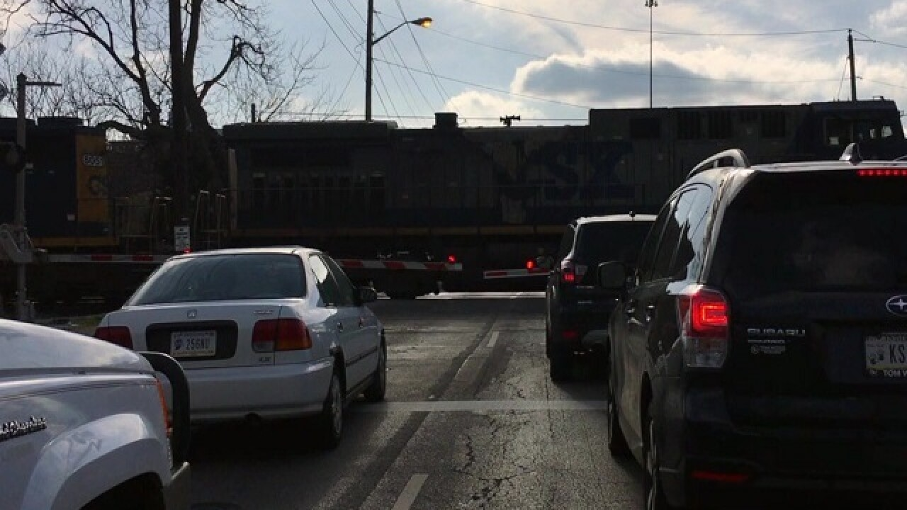 Indiana Supreme Court rules rail companies cannot be fined for blocking roads