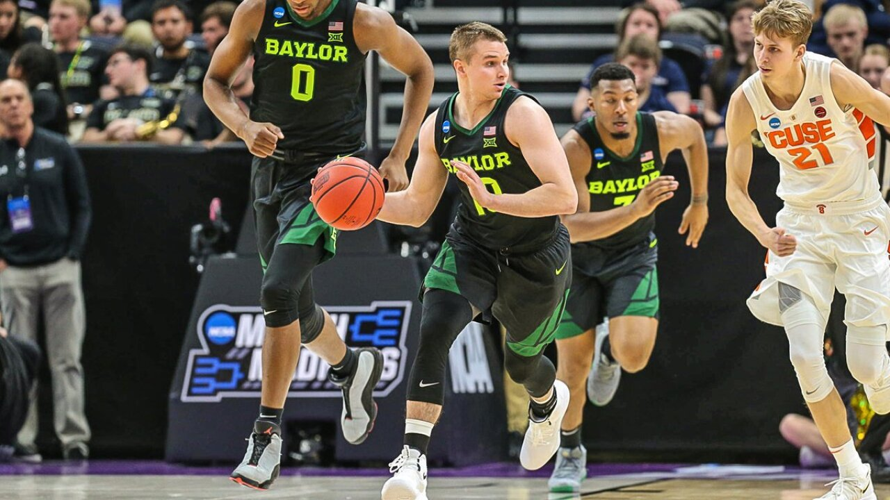 No. 9 Baylor Defeats No. 8 Syracuse 78-69 To Advance To