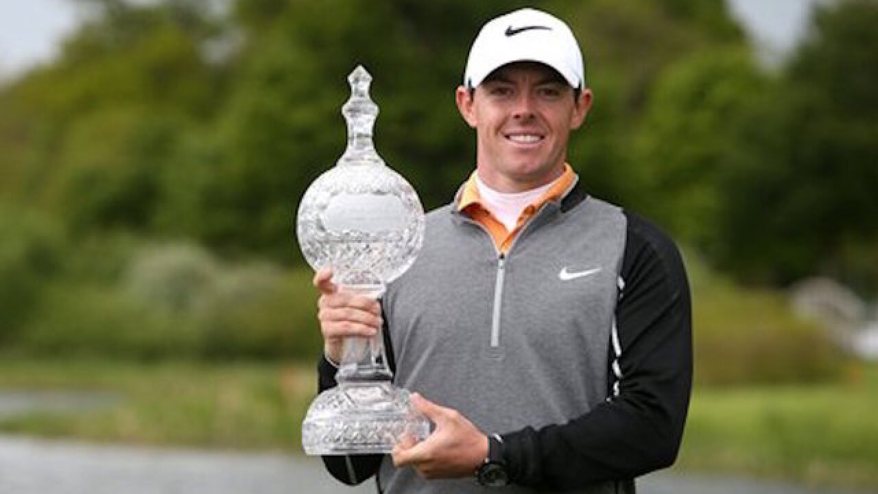 McIlroy concerned about Zika ahead of Olympics