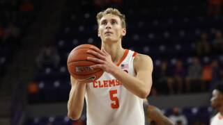 Hunter Tyson's 20 leads Clemson to win over Detroit Mercy