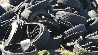 PHOTOS: Desert Dumping