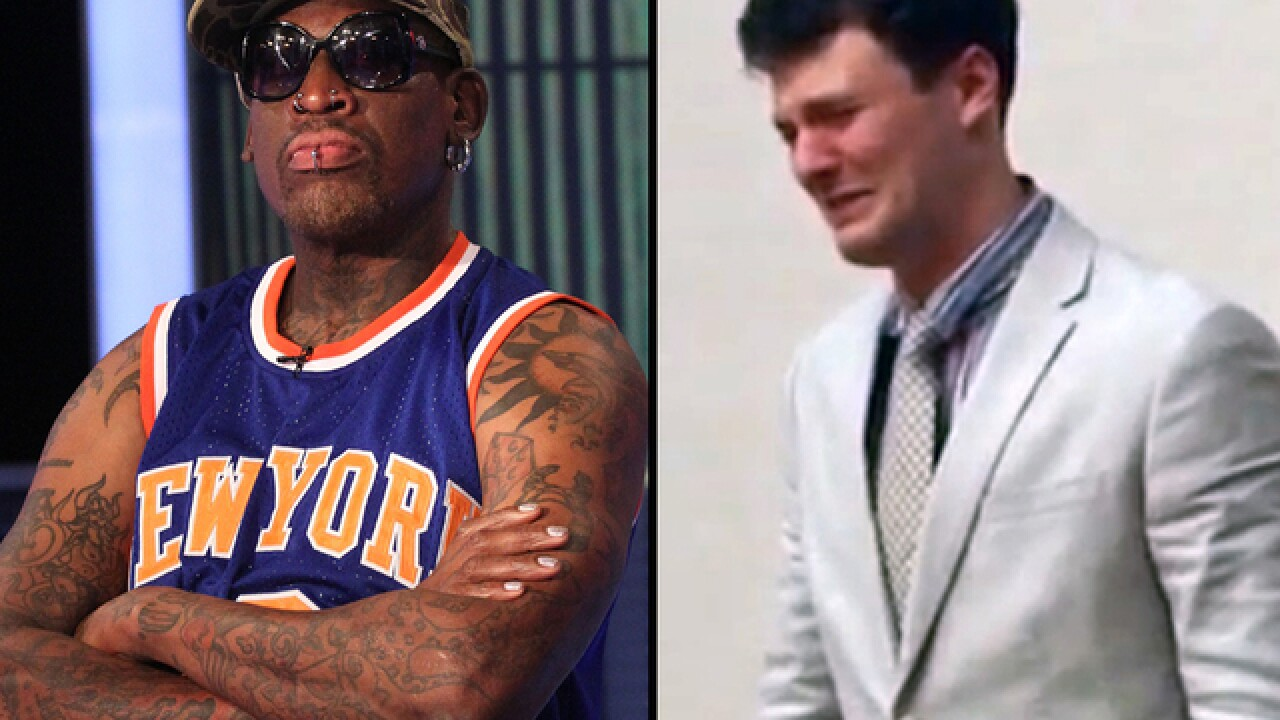 Did Dennis Rodman save Tri-State man in N Korea?