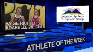 KOAA Athlete of the Week: Coronado Gymnastics Duo