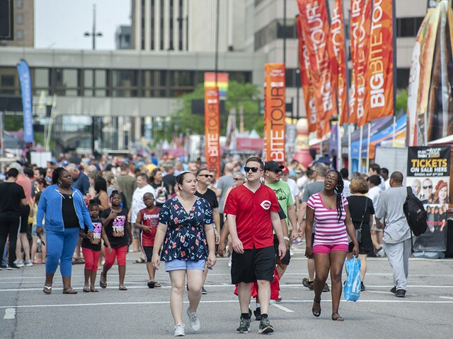 Taste of Cincinnati 2018
