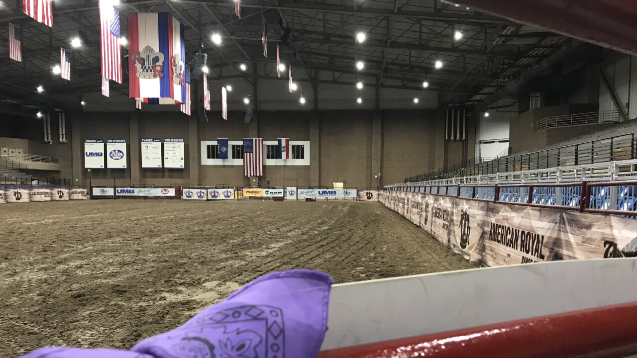 70th Annual American Royal Pro Rodeo In Kansas City This