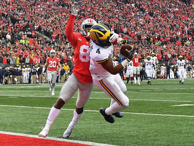 PHOTO GALLERY | Ohio State Buckeyes destroy Michigan Wolverines 62-39