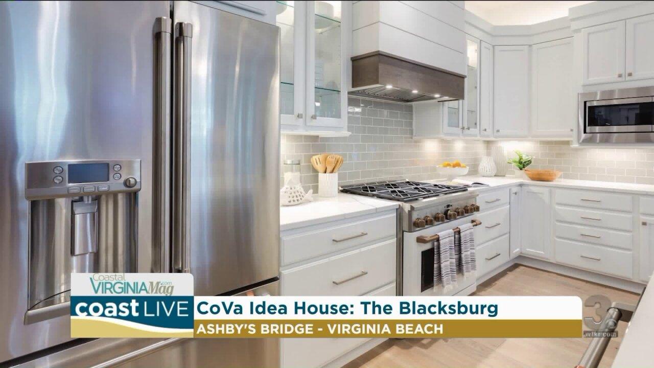 A sneak peek of Coastal Virginia Magazine Idea Houses on CoastLive