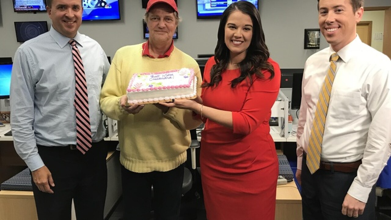 Cassandra Duvall says goodbye to NBC26