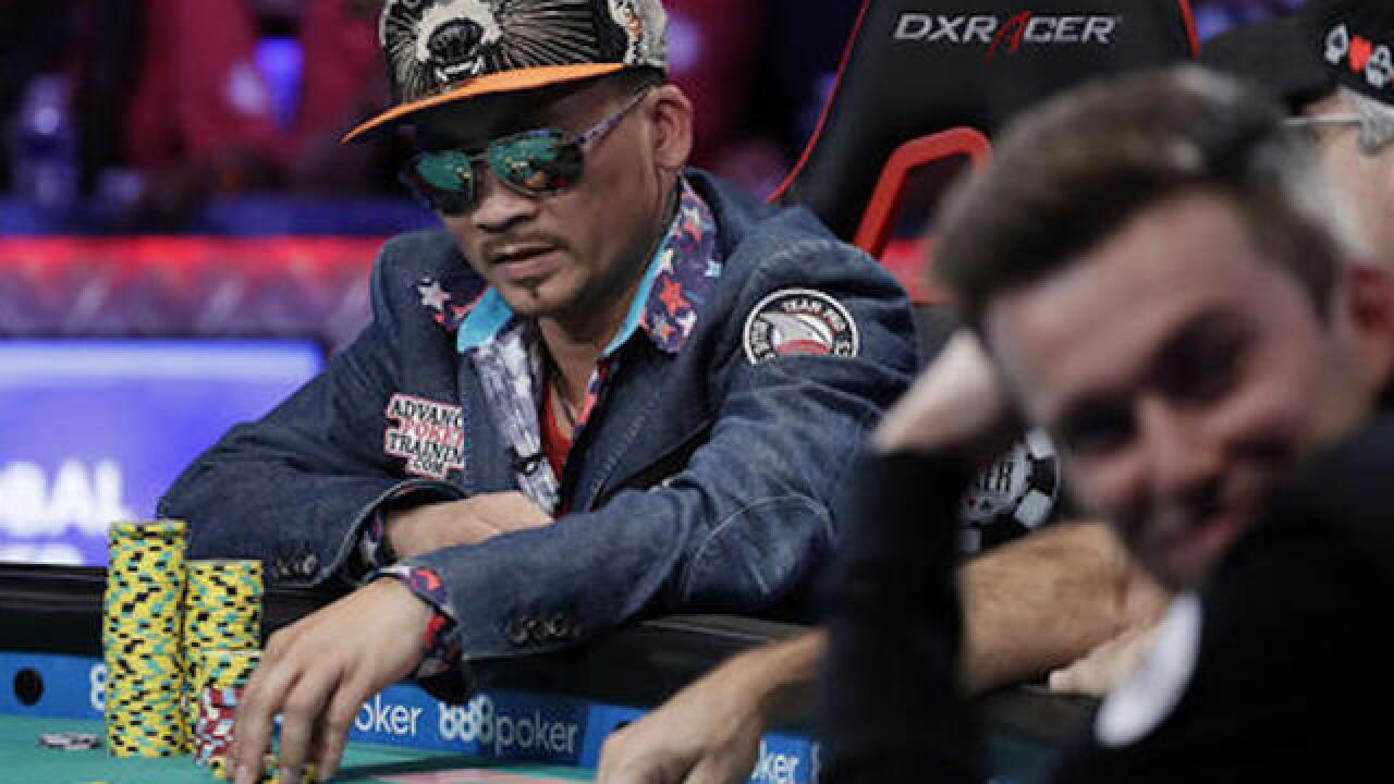 Qui Nguyen wins $8M at World Series of Poker Main Event
