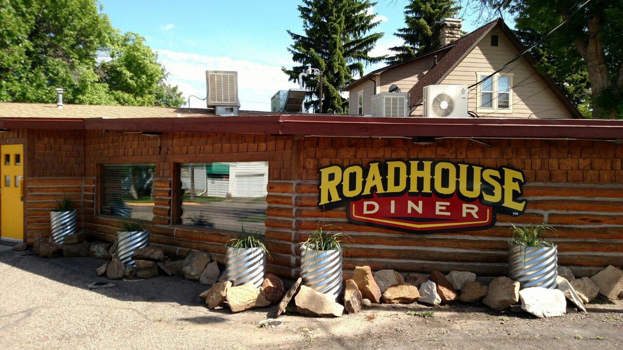Roadhouse Diner in Great Falls