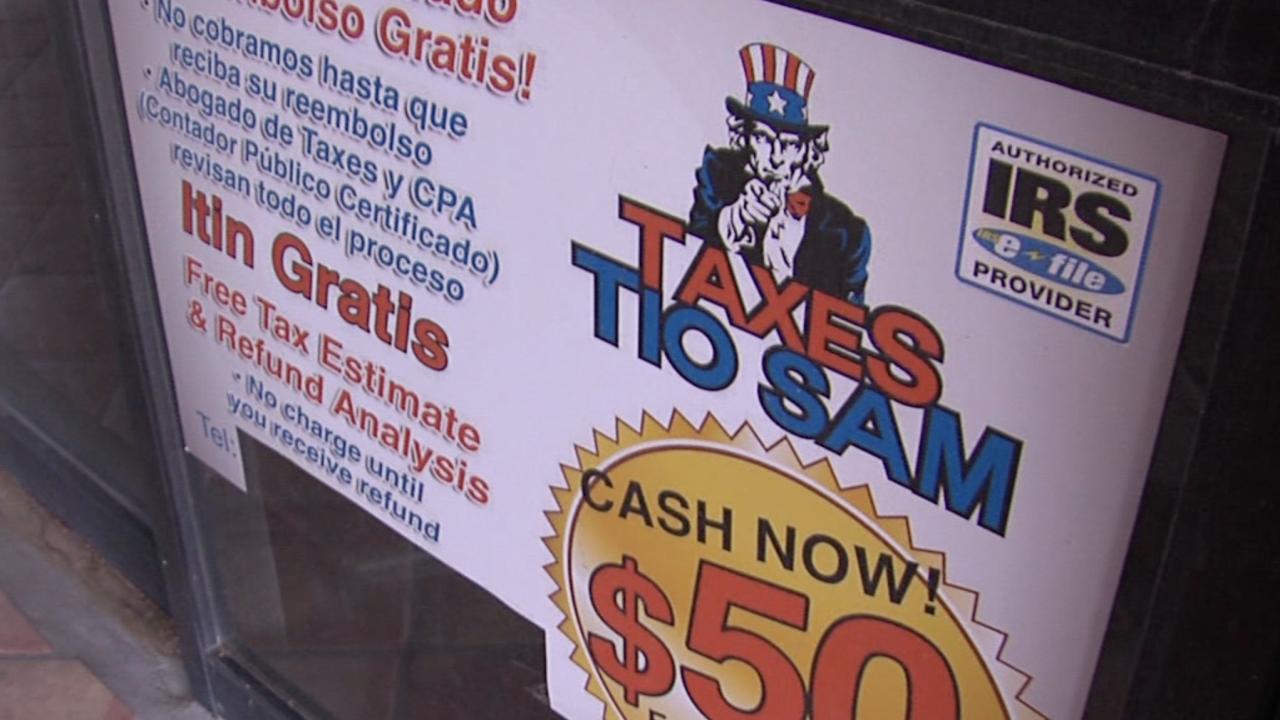Taxes Tio Sam