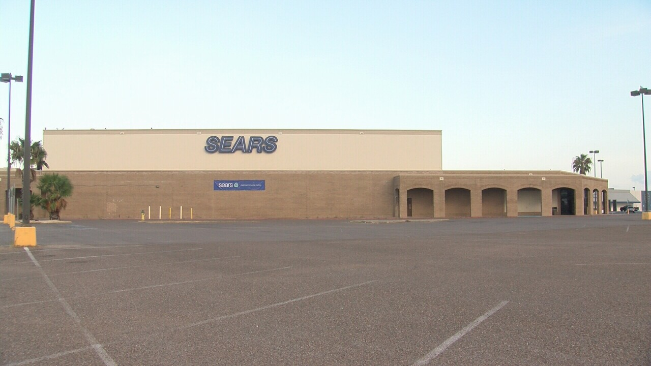 Sears at Sunrise Mall will be closing by the end of the year