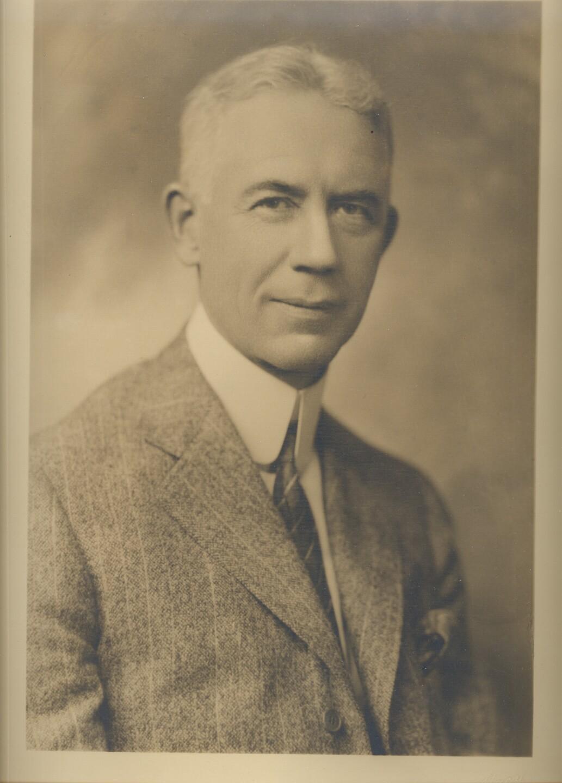 Albert Johnson. Courtesy: National Park Service