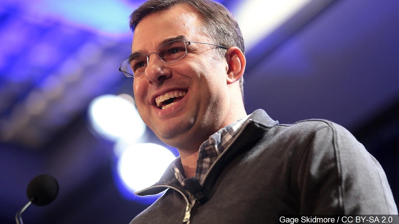 Rep. Justin Amash (R - Mich) / MGN Online