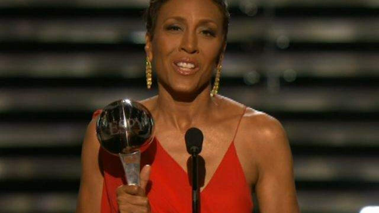 ABC's Robin Roberts used in wrinkle cream ripoff