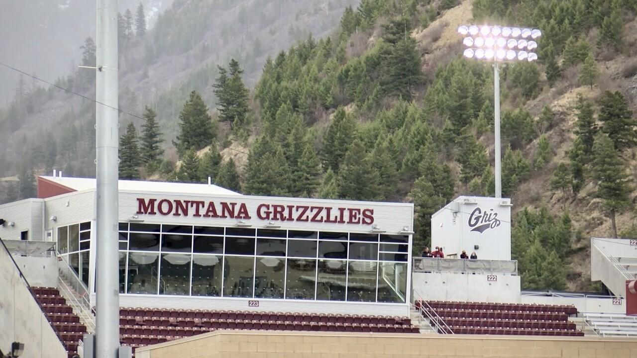 Griz Football Spring Season Begins