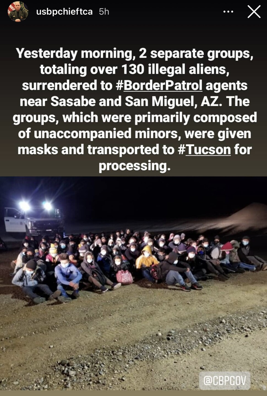 border patrol CBPAZ