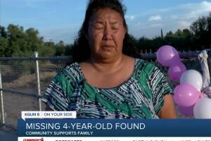 4-year-old swept away in Graham County floodwaters found dead