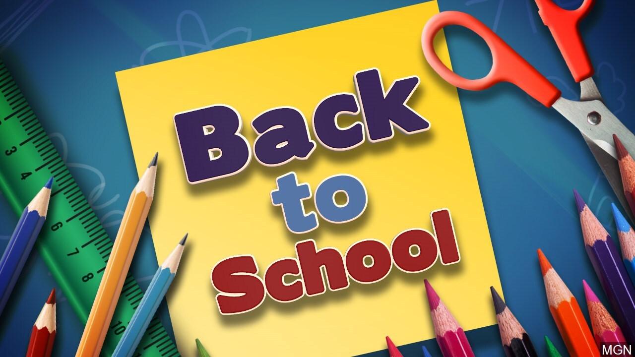 Ingleside PD hosting student, teacher school supply drive
