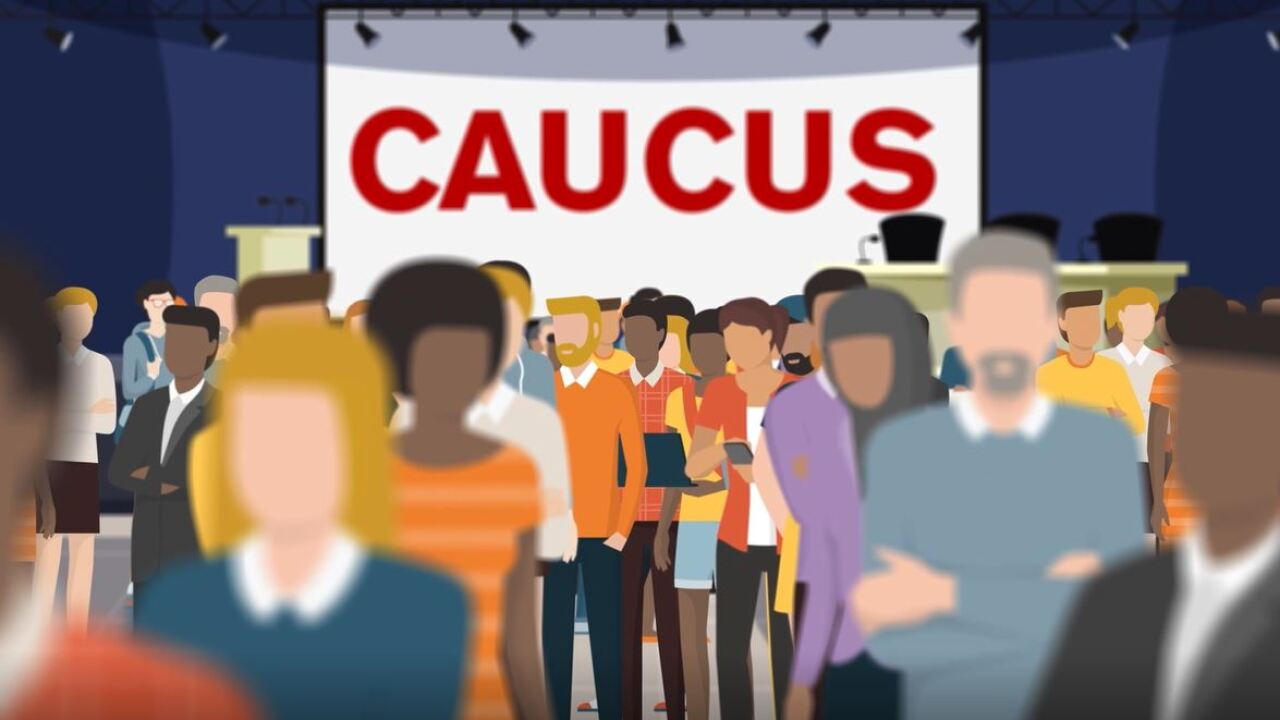 Colorado caucus
