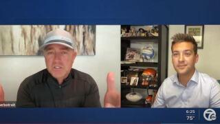 Kirk Herbstreit Brad Galli talk